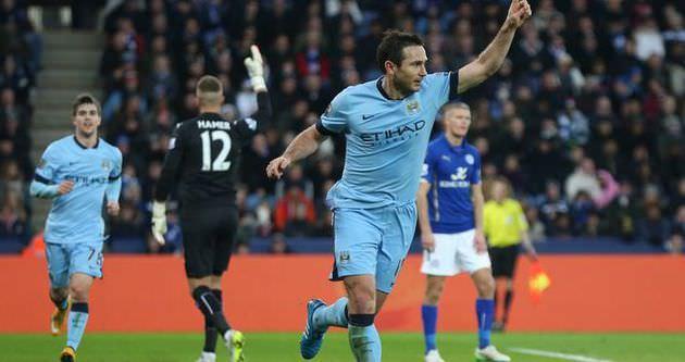 Lampard, Henry'yi yakaladı