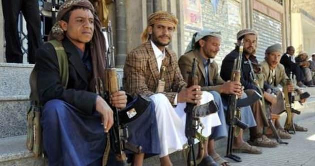 Şii Husiler Yemen'de ilerliyor