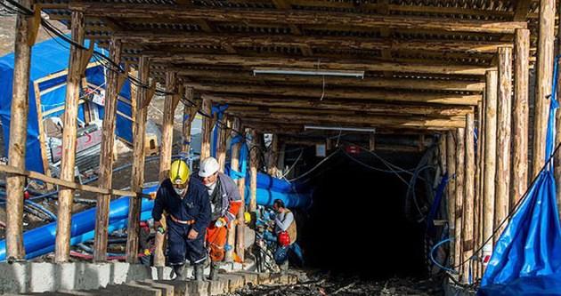 Ermenek'teki 8 maden ocağı kapatıldı!