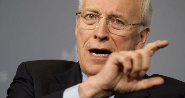 Cheney: İşkencecilere nişan verilmeli