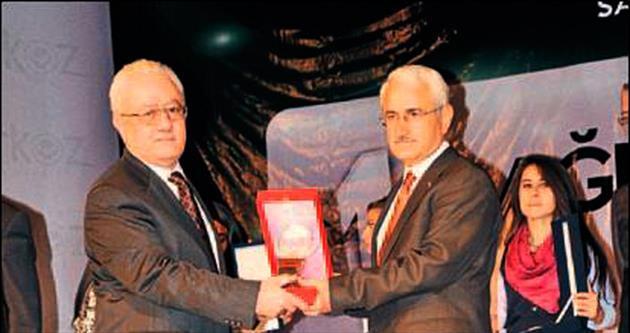 Gaziantep HKÜ ödüle doymuyor