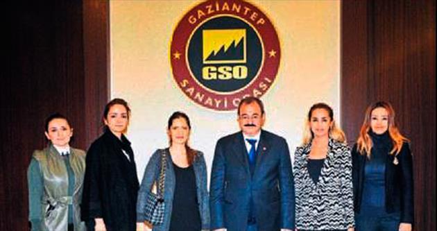 Gaziantep'te eğitim için alışveriş şenliği