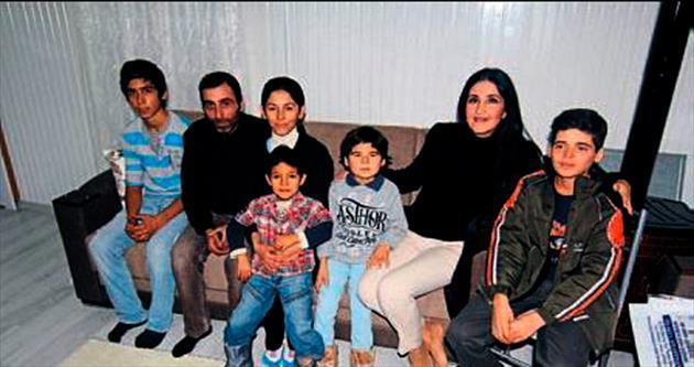 Başkan Soylu'nun eşinden aileye jest