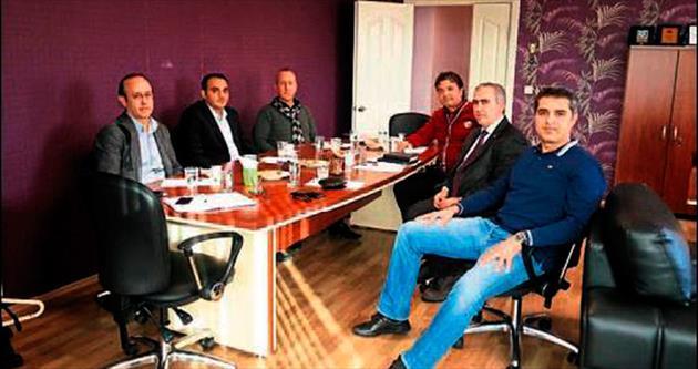 MÜSİAD Lojistik Kurulu toplandı