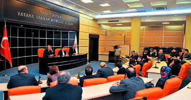 Kepez'de mini Eğitim Şurası