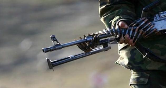 Suudi askerlerine silahlı saldırı