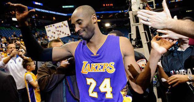 Kobe Bryant, Jordan'ı solladı