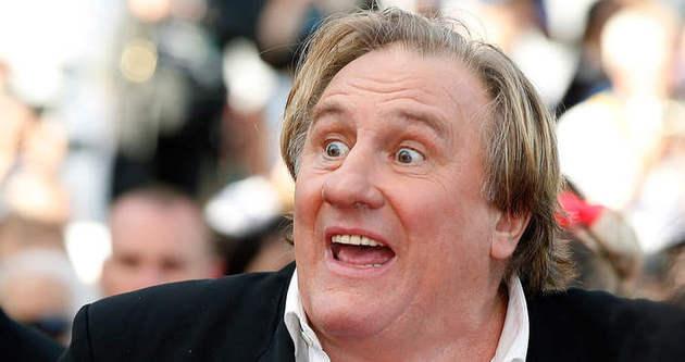 Gerard Depardieu'dan şok aslan itirafı