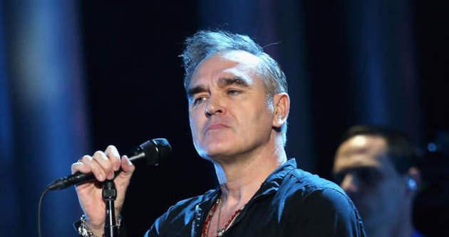 Ertelenen Morrissey konseri 17 Aralık'ta