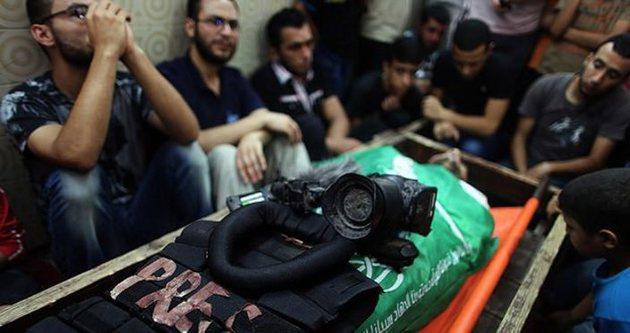 Bu yıl 128 gazeteci öldürüldü!