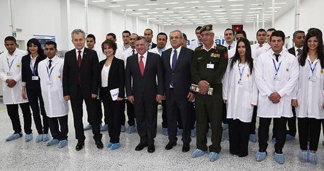 ASELSAN'ın Ürdün'deki fabrikası açıldı