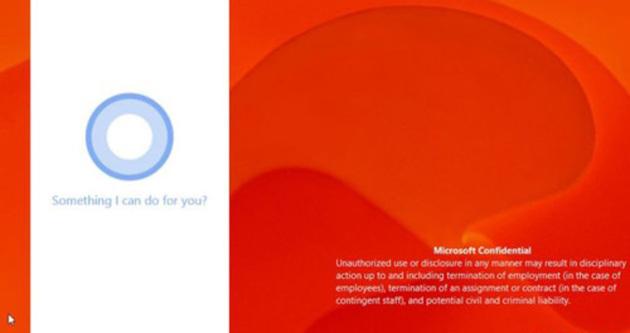 Windows 10'dan yeni görüntüler