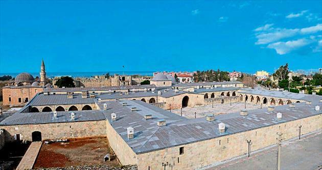 Mimar Sinan'ın hatırası bütün ihtişamıyla ayakta