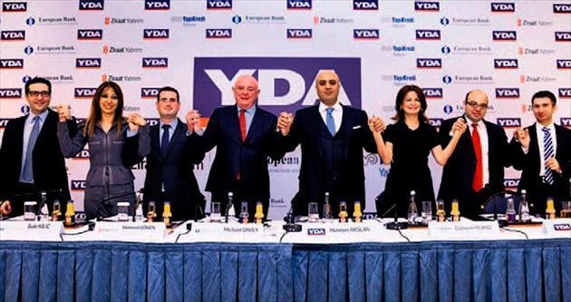 YDA'nın tahviliyle EBRD ilk kez TL'ye yatırım yaptı