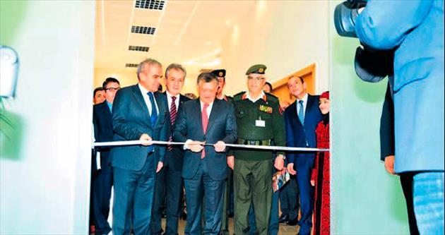 ASELSAN Ortadoğu'ya Ürdün'den açılacak
