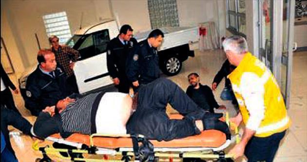 Oto galerisinde çatışma: 1 ölü, 3 yaralı