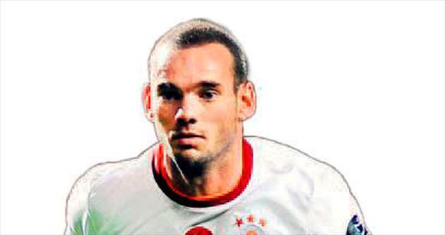 Sneijder'e teklif yok!