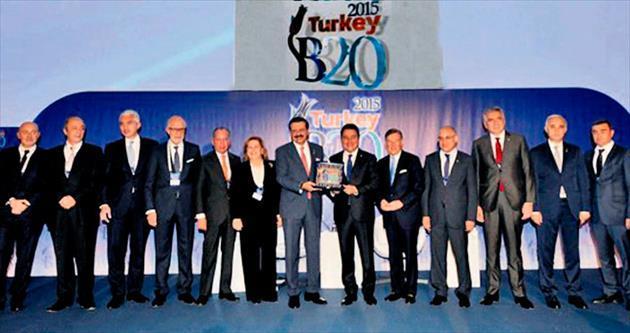 Küresel KOBİ Forumu kuruluyor