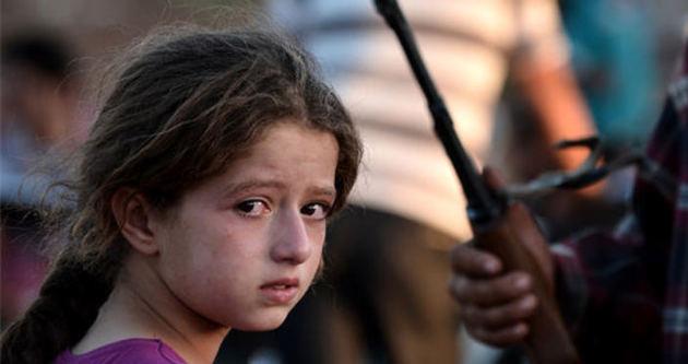 Suriye'deki vahşete ifade edecek kelime kalmadı