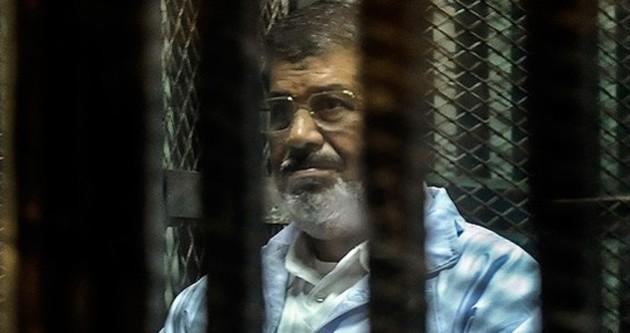 Mursi dua etti Sisi'nin hakimi amin dedi!