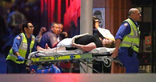 Avustralya'daki rehineler bu yüzden ölmüş