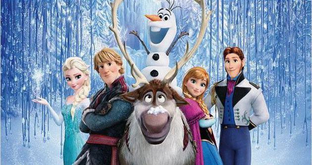 Karlar Ülkesi (Frozen) en çok aranan film oldu