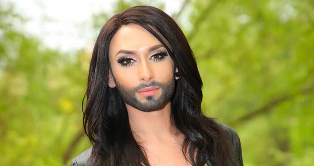 Conchita Wurst Eurovizyon'la en çok dinlenen oldu