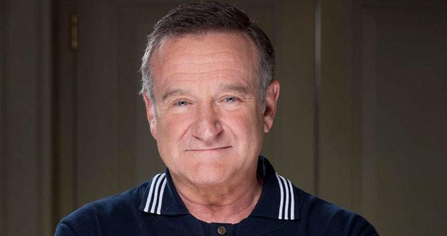 Robin Williams'ın ölümü 2014'e damga vurdu