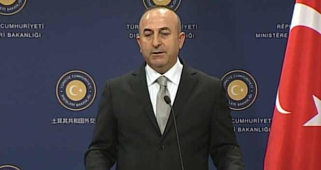 Bakan Çavuşoğlu'ndan AB'ye mektup cevabı