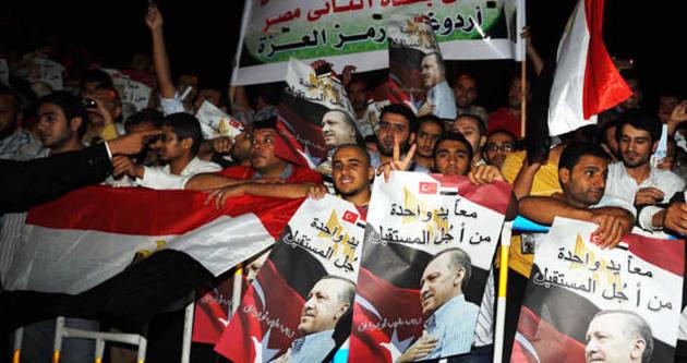 Arap medyasından Erdoğan'a tam destek