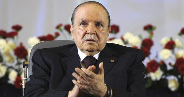 Cezayir Cumhurbaşkanı hastaneye kaldırıldı