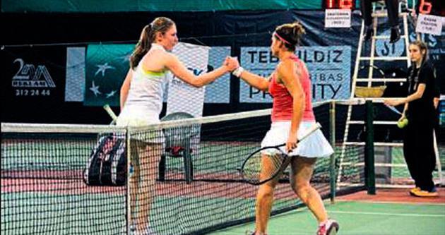 PTT Ankara Cup'ta ilk maçlar tamam