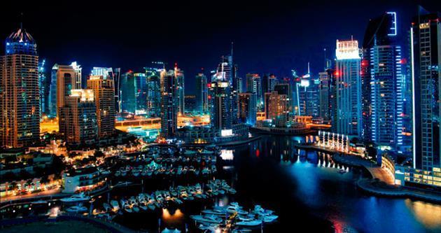 Çölden mega metropole