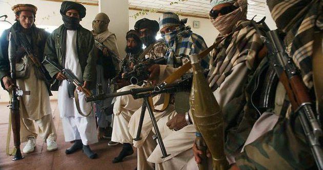 Şimdi de Afganistan'da rehine krizi!