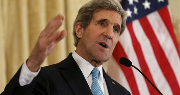 Kerry'den Filistin'e veto sinyali