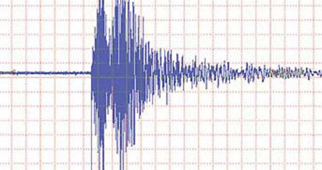 Son depremler - Balıkesir'de deprem