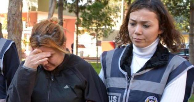 Kız kardeşine fuhuş yaptıran abla tutuklandı