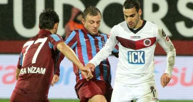 Trabzonspor'da sakatlık raporu