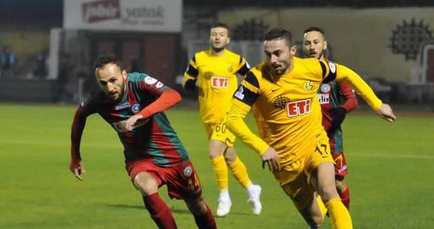 Eskişehirspor gol yağdırdı