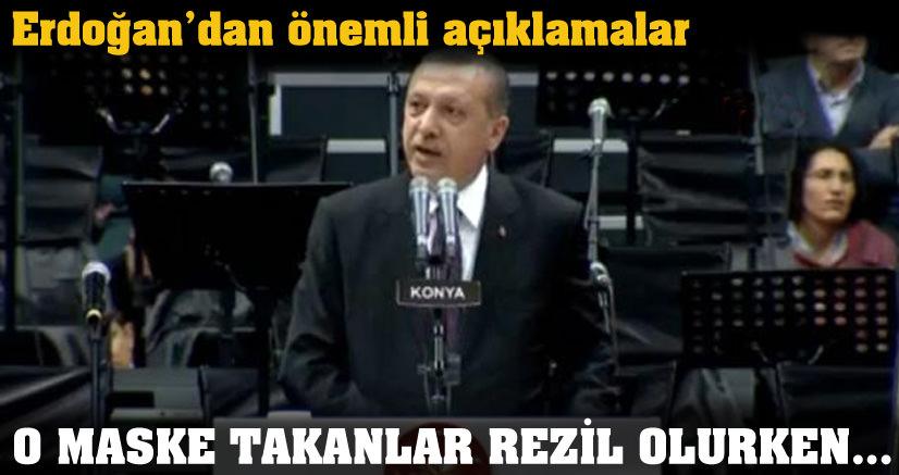 Cumhurbaşkanı Erdoğan'dan önemli açıklamalar - Sabah