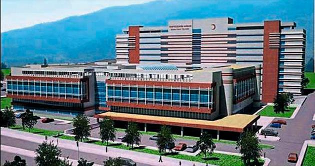 Yurttaş'tan Manisa'ya hastane müjdesi