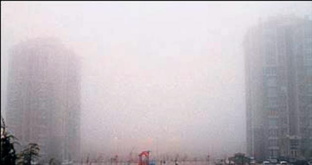 Başkent'te yoğun sis etkili oldu