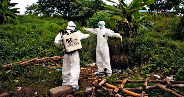 Yılbaşında 'ebola' paniği