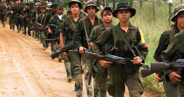 FARC'dan Kolombiya'da ateşkes ilanı