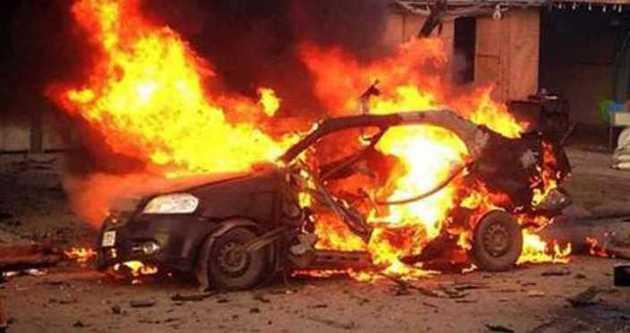 Kabil'de intihar saldırısı düzenlendi