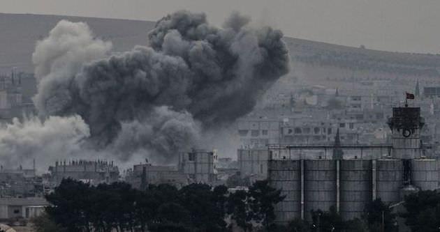 IŞİD'e 3 günde 67 hava saldırısı