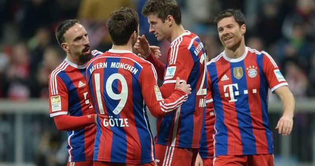 Bayern Münih farkı 11 puana çıkardı