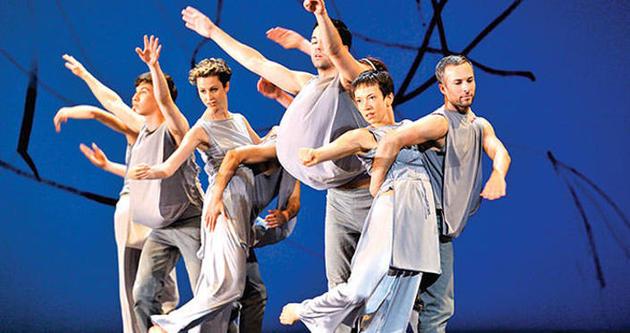 Modern dansın ustaları İstanbul'a geliyor