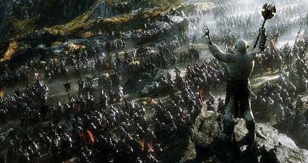 'Hobbit' için dünyanın en büyük izleyici anketi
