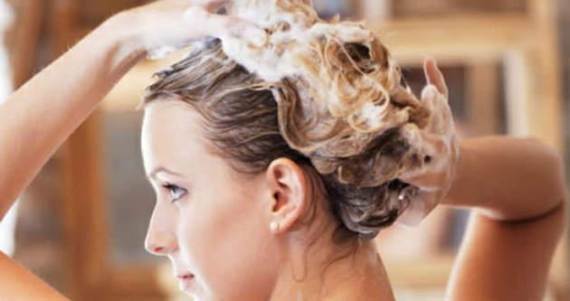 Saçlarda nar bereketi